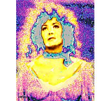Sacred Lady Photographic Print