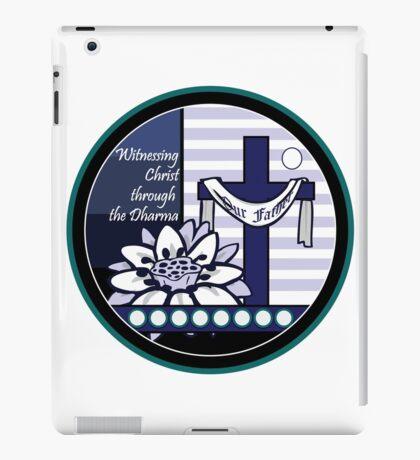 Witnessing Christ through the Dharma iPad Case/Skin