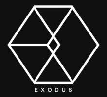 EXO - Exodus Logo 2 by PaolaAzeneth