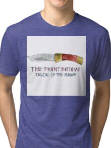 The Front Bottoms Talon Of The Hawk Tri-blend T-Shirt