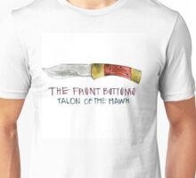 The Front Bottoms Talon Of The Hawk Unisex T-Shirt