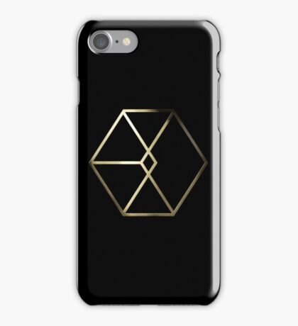 EXO - Exodus Logo 3 iPhone Case/Skin
