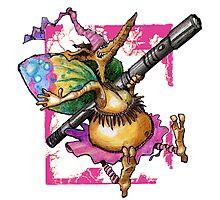 Troll Fairy - Stank Photographic Print
