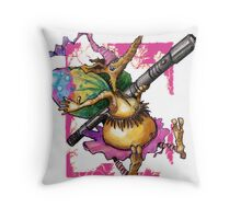 Troll Fairy - Stank Throw Pillow