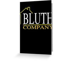 Bluth Company Greeting Card