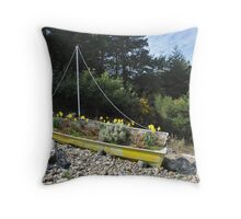 USS Diazepam Throw Pillow