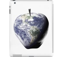 Big Apple, Earth, NYC, Healthy Planet, Nutrition, Fitness, IPhone Home iPad Case/Skin