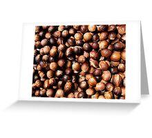 Nutmeg, George Town, Malaysia Greeting Card
