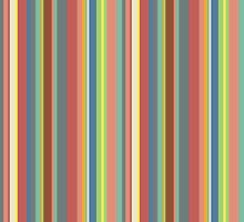 Hippy stripes by Morag Anderson