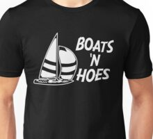 Boats 'N Hoes Unisex T-Shirt