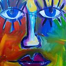 LOOKING  WITHIN by ART PRINTS ONLINE         by artist SARA  CATENA