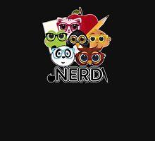 Nerd 3 - Black Unisex T-Shirt