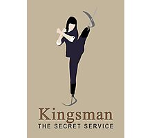 Kingsman - Gazelle Photographic Print
