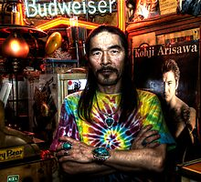 jap bar owner by John Adulcikas