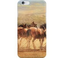 Days In The Dust iPhone Case/Skin