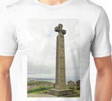 Caedmon's Cross, Whitby Unisex T-Shirt