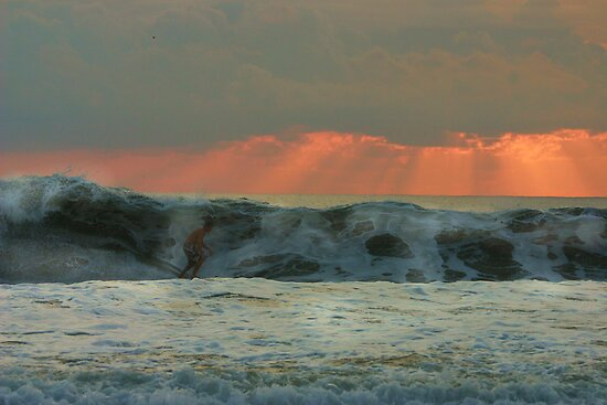The Last Wave by Barbara  Brown