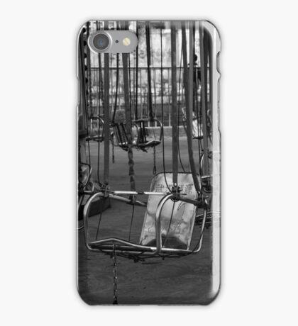 Empty Swings iPhone Case/Skin