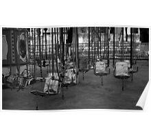 Empty Swings Poster