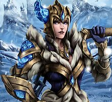 Sejuani - The Winter's Claw by Thomas Randby