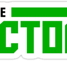 The Factory Sticker
