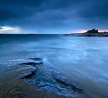 Bamburgh Blues by Jeanie