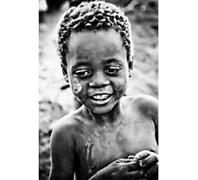 Yawo Village Kids Series #1 Photographic Print