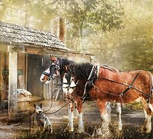 Waiting With Replacements by Trudi's Images