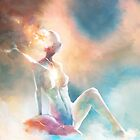 The Cloud Princess by cobaltplasma