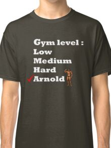 Gym level : Arnold Classic T-Shirt