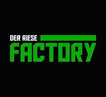 The Factory - Dark by CatatonicFox