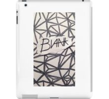 BLANK- OG iPad Case/Skin