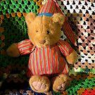 Sleepy Time Bear by Linda Miller Gesualdo