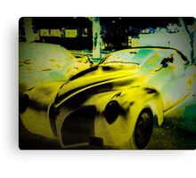 Drive It Like You Stole It Canvas Print