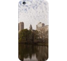 Central Park Glamorous Apartment Buildings - Manhattan, Upper West Side iPhone Case/Skin