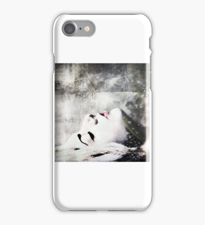 ... moves her boy through Fiddlers green... iPhone Case/Skin
