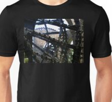 Noria Water Wheels, Hama, Syria Unisex T-Shirt