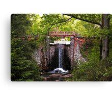 ~Water Under the Bridge~ Canvas Print