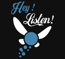 Hey Listen - Funny Tshirts by custom222