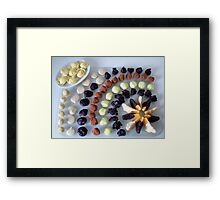Chocolate Therapy Framed Print