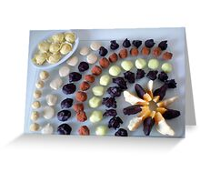 Chocolate Therapy Greeting Card