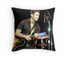 Dancing With The Stars.... Chuck Wicks  Throw Pillow