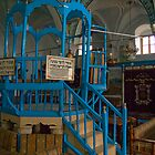Abuhav Synagogue #4 by Moshe Cohen
