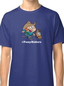 Pony Riders Official Tee Classic T-Shirt