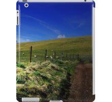 TAKE A WALK ALONG THIS PATH iPad Case/Skin