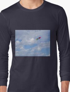 Color in the Clouds Long Sleeve T-Shirt