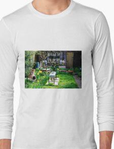Garden workout Long Sleeve T-Shirt