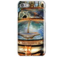 The Truck In The Woods iPhone Case/Skin