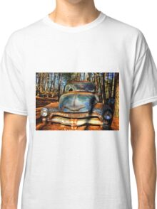 The Truck In The Woods Classic T-Shirt
