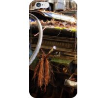 Nature Takes Over A Cadillac iPhone Case/Skin